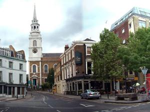 Там где живут яппи – Islington and Clerkenwell