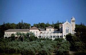монастырь Молчальников