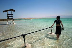 Мертвое море.Лечение и отдых