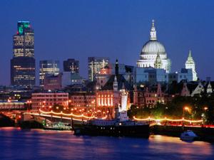 Вечерняя прогулка по Лондону