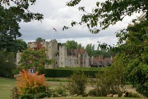 Замок Хевер