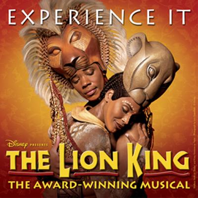 Мюзикл Король лев в Лондоне