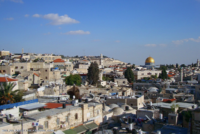 Обзорная экскурсия по Иерусалиму
