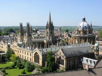 Виндзор – Оксфорд.