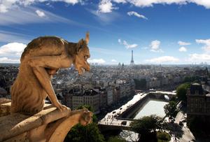 Панорамная экскурсия по Парижу
