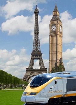 Туры Париж- Лондон