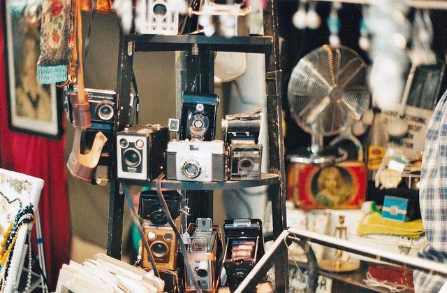 Аукционы и ярмарки антиквариата в Лондоне