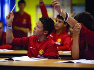 Обучение в школах Англии