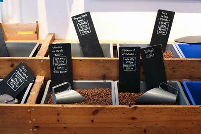 Богемный шоколадно-кофейный Сохо
