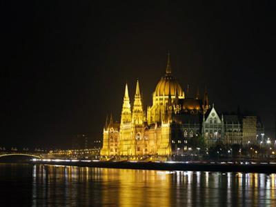 Экскурсия по вечернему Будапешту