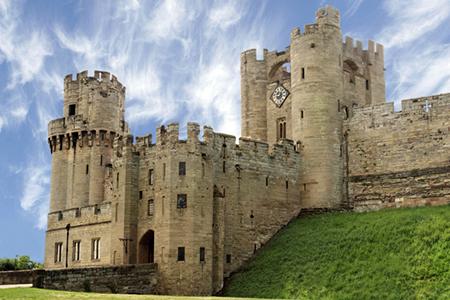 Бат – замок Ворвик – Стратфорд на Эвоне- Честер